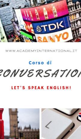 Crash course | Corsi di conversazione intensivi