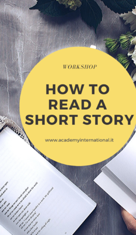 Workshop online | How to read a short story